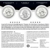 Everglades America the Beautiful Quarters Three-Coin Set