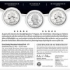 Great Smoky Mountains America the Beautiful Quarters Three-Coin Set