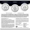 Arches America the Beautiful Quarters Three-Coin Set