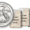2015 Bombay Hook Quarters in Rolls, Sets and Bags