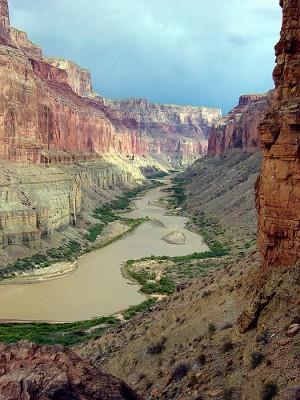 Grand Canyon at Grand Canyon National Park in Arizona (NPS Photo) - Click to Enlarge