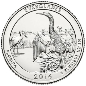 2014 Great Sand Dunes National Park Quarter