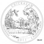 Chickasaw National Recreation Area Quarter Design OK-03
