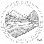 Olympic National Park Quarter Design WA-03