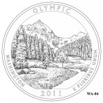 Olympic National Park Quarter Design WA-04