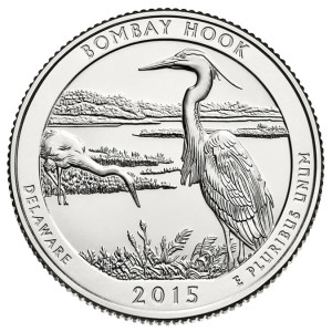Bombay Hook National Wildlife Refuge Quarter