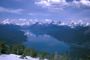 Lake McDonald in Glacier National Park in Montana (NPS Photo)