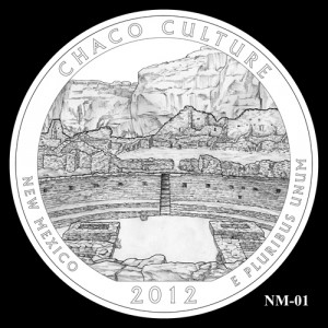 2012 Chaco Culture Quarter Design Candidate NM-01
