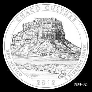 2012 Chaco Culture Quarter Design Candidate NM-02