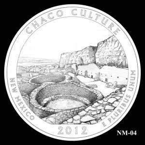 2012 Chaco Culture Quarter Design Candidate NM-04