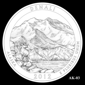 2012 Denali Quarter Design Candidate AK-03
