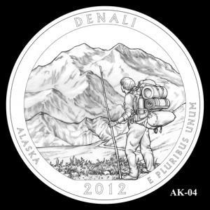 2012 Denali Quarter Design Candidate AK-04
