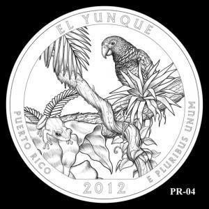 2012 El Yunque Quarter Design Candidate PR-04