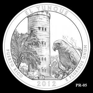 2012 El Yunque Quarter Design Candidate PR-05