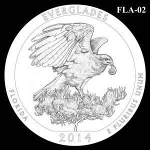 2014 Everglades National Park Quarter Design Candidate FLA-02