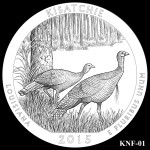 Kisatchie National Forest America the Beautiful Quarter Design KNF-01