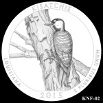 Kisatchie National Forest America the Beautiful Quarter Design KNF-02