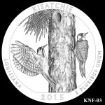 Kisatchie National Forest America the Beautiful Quarter Design KNF-03