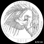 Kisatchie National Forest America the Beautiful Quarter Design KNF-04