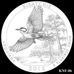 Kisatchie National Forest America the Beautiful Quarter Design KNF-06