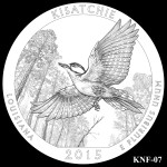 Kisatchie National Forest America the Beautiful Quarter Design KNF-07